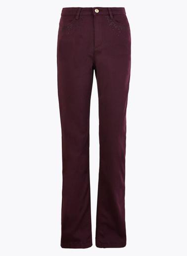 Marks & Spencer Jean Pantolon Kırmızı